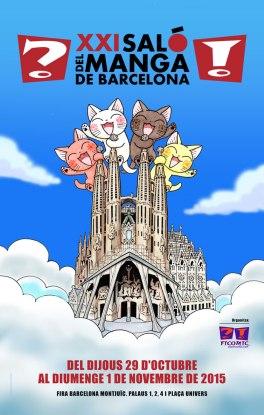 xxi-salo-del-manga-de-barcelona-cartell-baixa
